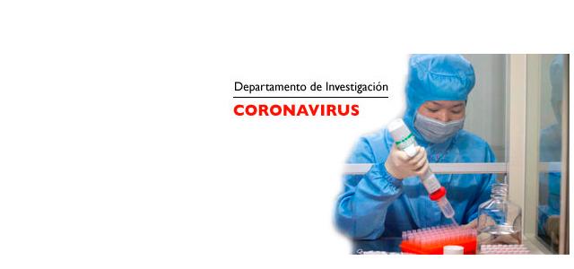 Departamento de Investigación Corona Virus